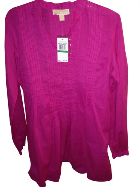 Item - Radiant Pink Tunic Size 12 (L)