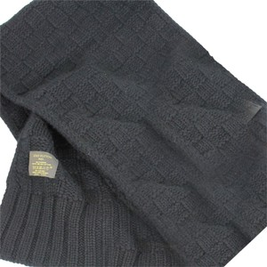 Louis Vuitton Black Knitted 100% Cashmere Helsinki