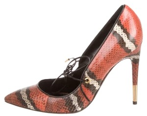 Tom Ford Snake Pumps