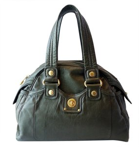 Marc by Marc Jacobs Totally Turnlock Aidan Satchel in Moss Green