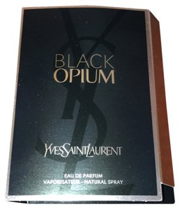 Saint Laurent Black Opium Sample Yves Saint Laurent