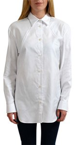 Maison Margiela Button Down Shirt White