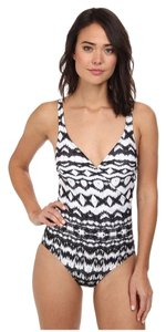 Badgley Mischka Badgley Mischka Aliyah Surplice Mio Swimsuit