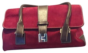 Lambertson Truex Satchel in Red