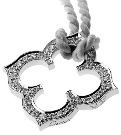 Preload https://img-static.tradesy.com/item/17834452/cartier-quatrefoil-diamond-white-gold-necklace-0-1-540-540.jpg
