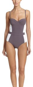 Tory Burch Lipsi Colorblock One Piece