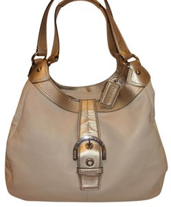 Coach Refurbished Leather Hobo Bag