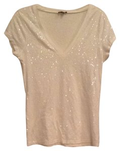 Express T Shirt Cream