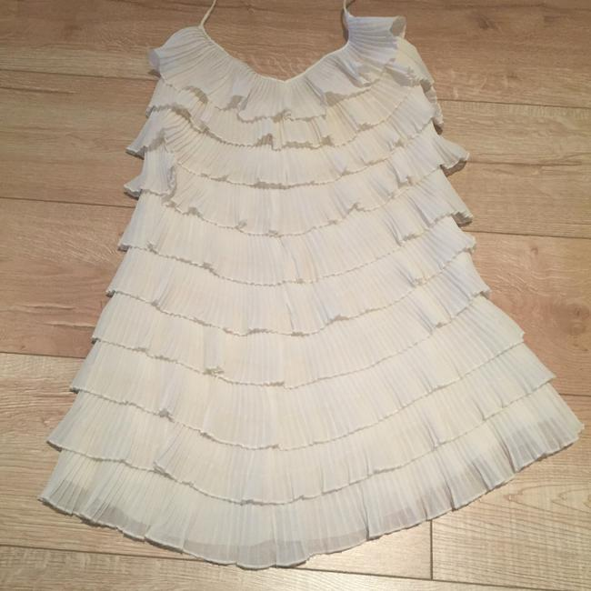 Guess short dress Ivory on Tradesy