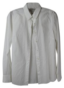 J.Crew J Crew Blouse Button Down Button Down Shirt White
