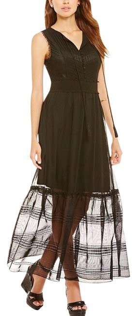Preload https://img-static.tradesy.com/item/17835118/gianni-bini-black-madeline-ruffle-long-casual-maxi-dress-size-0-xs-0-1-650-650.jpg