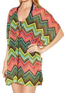 Ella Moss Chevon Semi-Shear Cover up Tunic