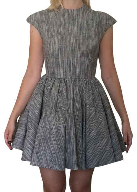 Preload https://item2.tradesy.com/images/cmeo-collective-grey-mountain-above-knee-cocktail-dress-size-4-s-17835436-0-1.jpg?width=400&height=650