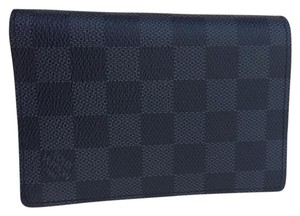 Louis Vuitton Damier By Fold Wallet