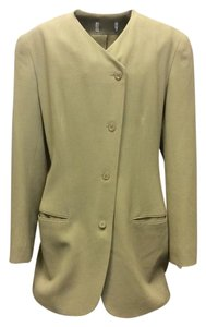 ILGWU Avocado Green Blazer