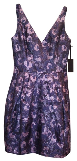 Preload https://img-static.tradesy.com/item/1783607/vera-wang-lavendernavy-print-new-black-label-cocktail-above-knee-night-out-dress-size-2-xs-0-0-650-650.jpg