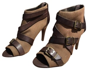 REPORT Size 9 Womens 9 Brown Sandals