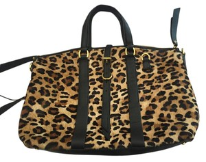 Banana Republic Tote in Leopard