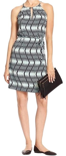 Preload https://img-static.tradesy.com/item/17836726/banana-republic-turquoise-black-white-print-halter-short-casual-dress-size-8-m-0-1-650-650.jpg
