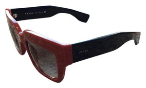 Parada Parada PR28PS-SMN0A7 Unisex Poeme Red/Grey Lens Sunglasses