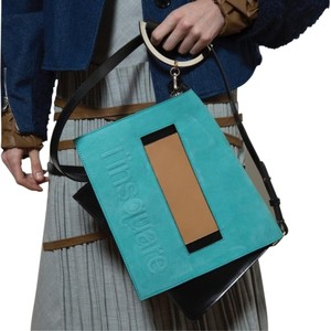 TINSQUARE BLUE Clutch