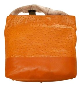 Furla Hand Or Shoulder Tote in Orange