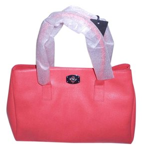 Furla Color Expands Tote in Coral