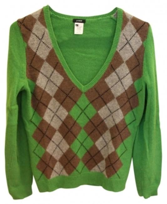 Preload https://img-static.tradesy.com/item/178403/jcrew-kelly-green-sweaterpullover-size-4-s-0-0-650-650.jpg