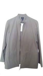 Eileen Fisher Spring New gray Jacket