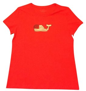 Vineyard Vines T Shirt Red