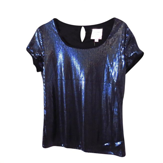 Preload https://img-static.tradesy.com/item/1784114/romeo-and-juliet-couture-blue-tee-shirt-size-8-m-0-0-650-650.jpg