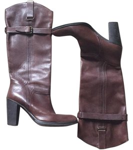 Type Z Brown Boots