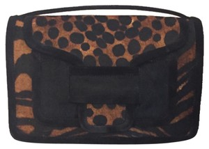 Pierre Hardy Black Clutch