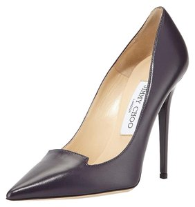 Jimmy Choo Ari Gray Pumps