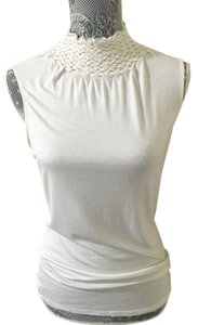 Elie Tahari Top OFF WHITE