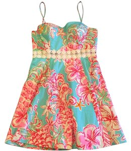 Lilly Pulitzer short dress Lolita on Tradesy