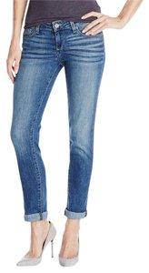 Paige Denim Jimmy Jimmy Boyfriend Cut Jeans-Light Wash