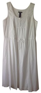 WHITE Maxi Dress by Liz Claiborne