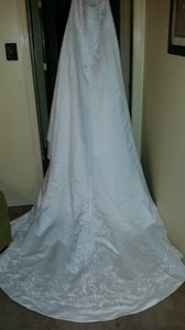 David's Bridal 95268 Wedding Dress