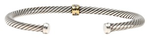 David Yurman 4mm Cable Cuff Bracelet