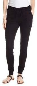 True Religion Arya Five Pocket Jog Skinny Pants Black