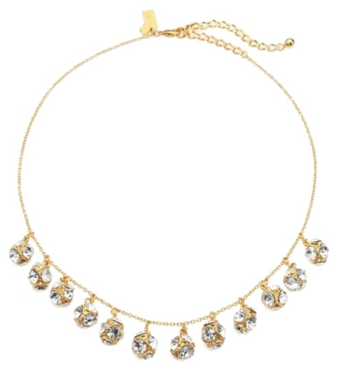Preload https://img-static.tradesy.com/item/1784542/kate-spade-12k-gold-and-faceted-glass-crystals-lady-marmalade-mini-short-necklace-0-0-540-540.jpg