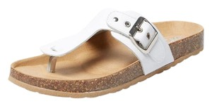 Seychelles Thong Ugly Ergonomic Beach White Sandals
