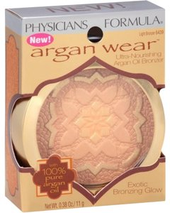 Physicians Formula Lot of 2 Argan Wear Ultra-Nourishing Argan Oil Bronzers #6439