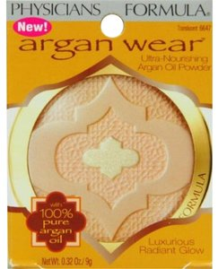 Physicians Formula Argan Wear Ultra-Nourishing Argan Oil Powder, Translucent 6647