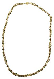 Chanel Chanel Gold Rope Chain Necklce