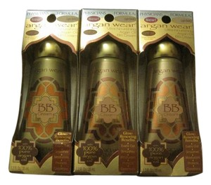 Physicians Formula Argan Wear Ultra-Nourishing Argan Oil BB Cream, 6443 Light - Lot of 3