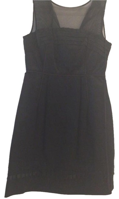 Juicy Couture Black Above Knee Cocktail Dress Size 0 (XS) Juicy Couture Black Above Knee Cocktail Dress Size 0 (XS) Image 1