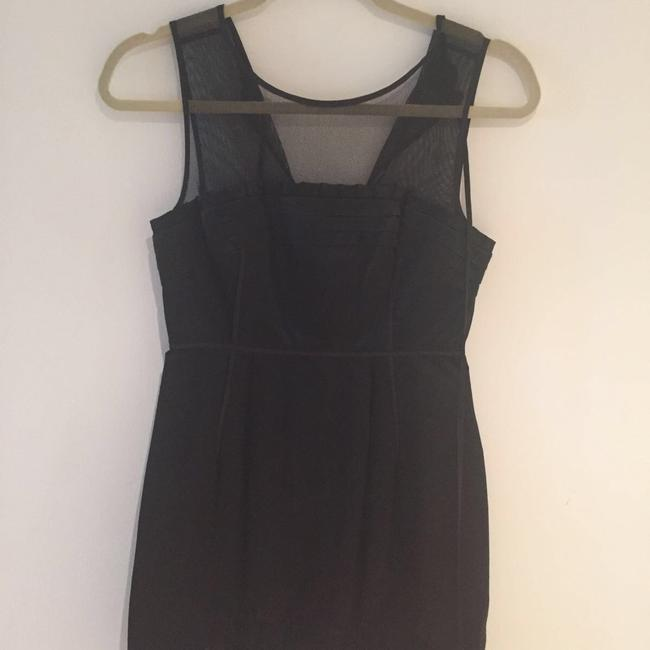 Juicy Couture Black Above Knee Cocktail Dress Size 0 (XS) Juicy Couture Black Above Knee Cocktail Dress Size 0 (XS) Image 2