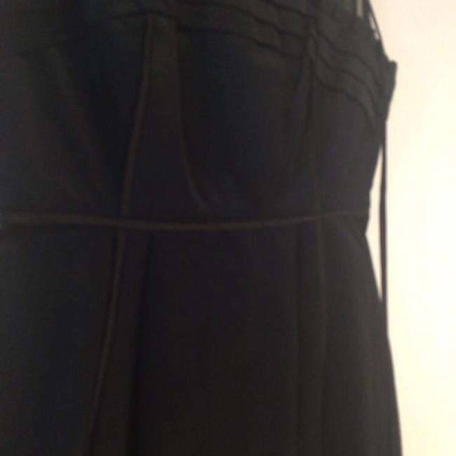 Juicy Couture Black Above Knee Cocktail Dress Size 0 (XS) Juicy Couture Black Above Knee Cocktail Dress Size 0 (XS) Image 3
